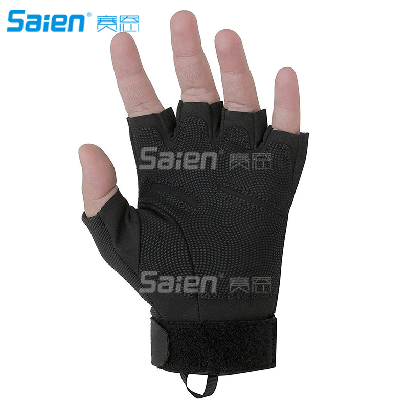 Tactical Gloves Full/Half Finger for Cycling Motorcycle Hiking Camping Powersports Airsoft Paintball