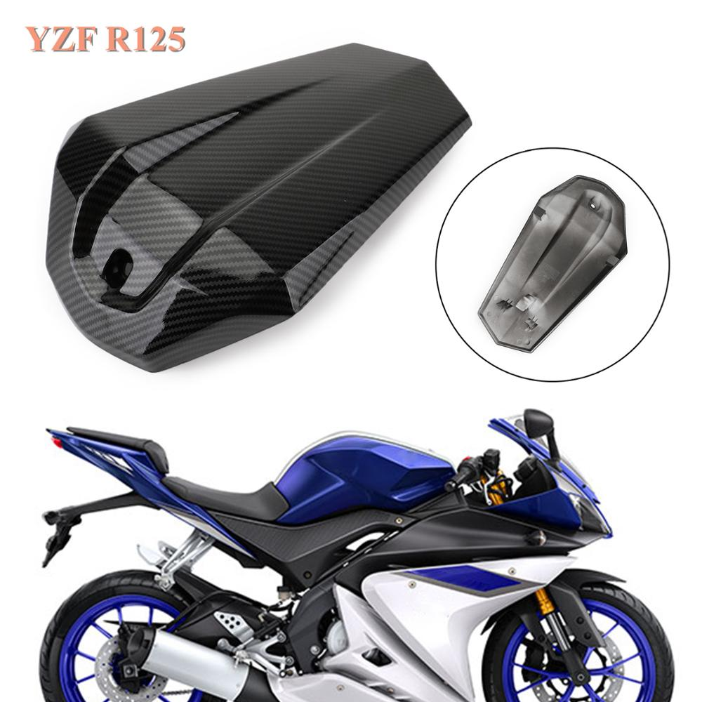 Artudatech Motorbike Rear Seat Cover Cowl Passenger Pillion Motorcycle Seat Cowl Fairing Tail Cover for B M W S1000RR 2015 2016 2017 2018