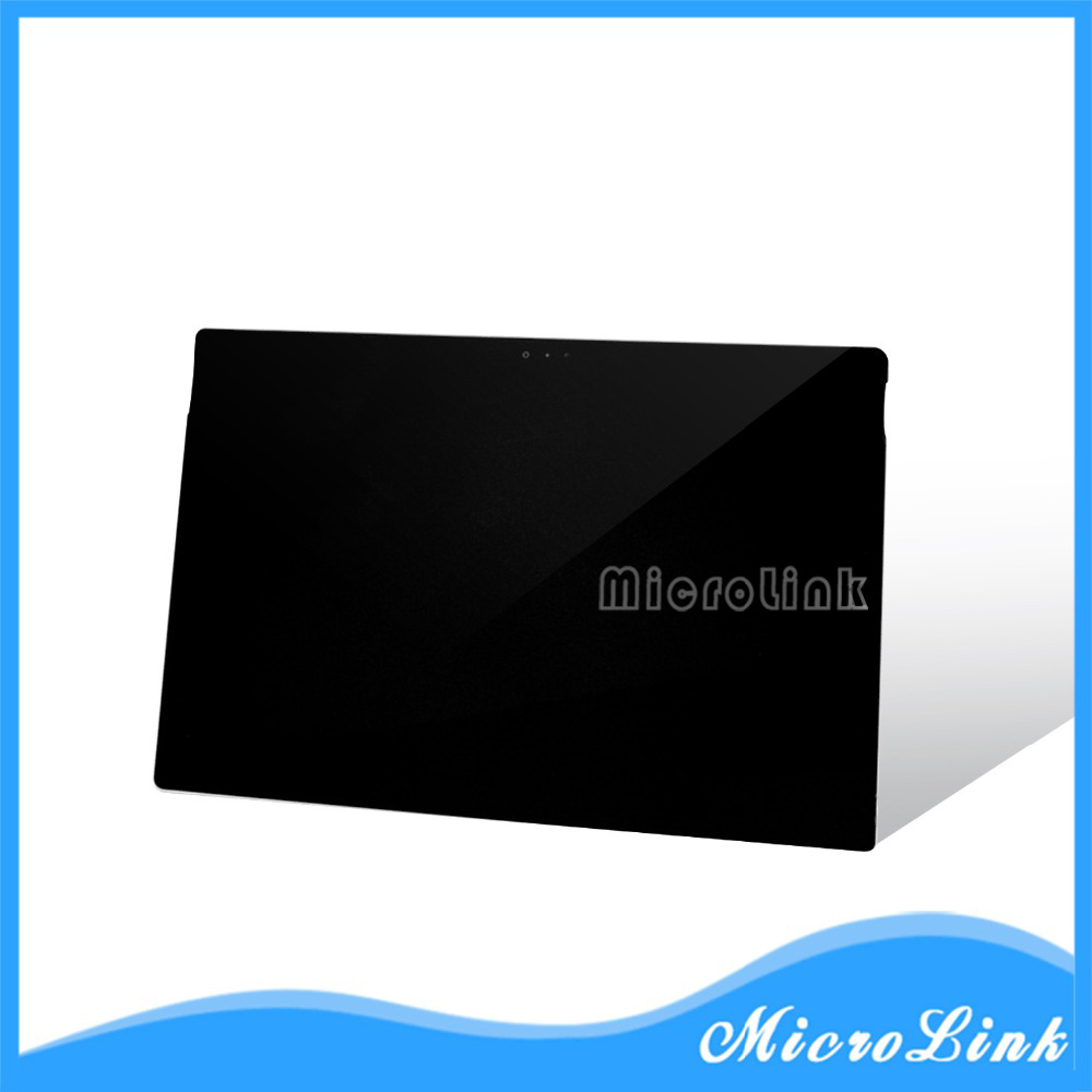 NEW LCD Display Assembly With Digitizer Touch Screen For Microsoft Surface Pro 3 (1631) TOM12H20 V1.1 LTL120QL01 003 surface pro 3 lcd ltl120ql01 003 for microsoft surface pro 3 1631 tom12h20 v1 1 lcd display assembly full new