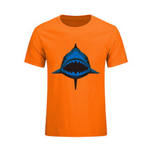 f3f903d24517 New Men 3D t-shirt Reggae Shark T Shirt Funny High Quality Simple Style  Short