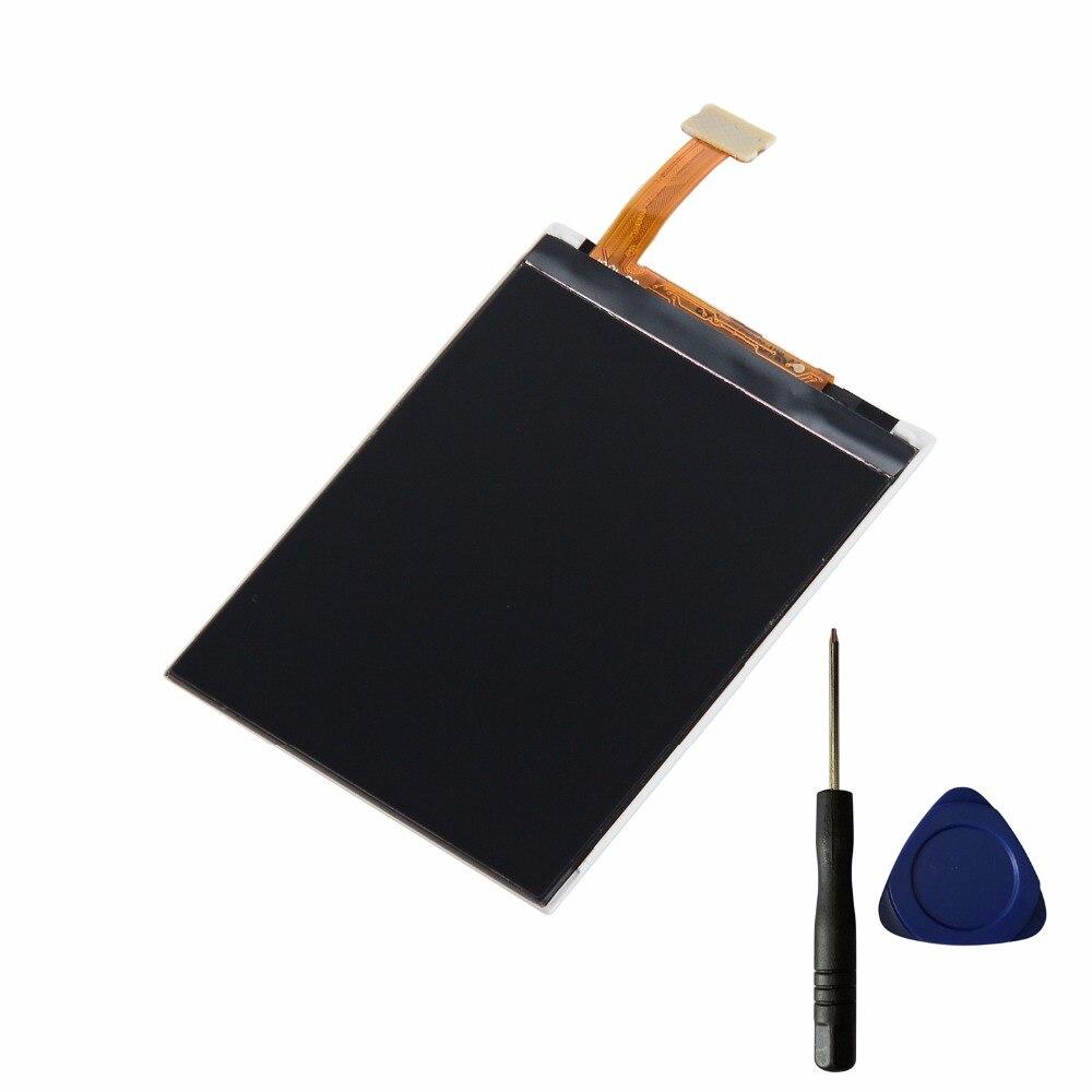For Nokia Asha 202 203 206 207 208 300 301 X3-02 C3-01 515 Dual SIM LCD Display Screen + Tools