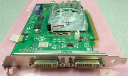 VIDEO ADAPTER for 13M8461 13M8460 FX550 128MB