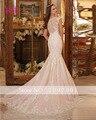 Vestidos de casamento Design Clássico Elegante Vestidos Zipper Sereia Encantadora Fantasia Robe De Mariage Gelinlik Populares Vestidos de Novias