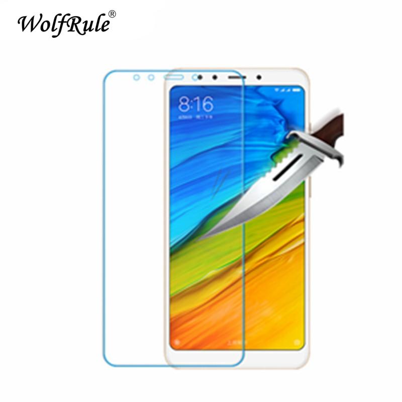 2 Pcs Screen Protector Glas Xiaomi Redmi 5 Plus Gehärtetem Glas Für Xiaomi Redmi 5 Plus Glas Anti-scratch Film Redmi 5 Plus [ Moderater Preis
