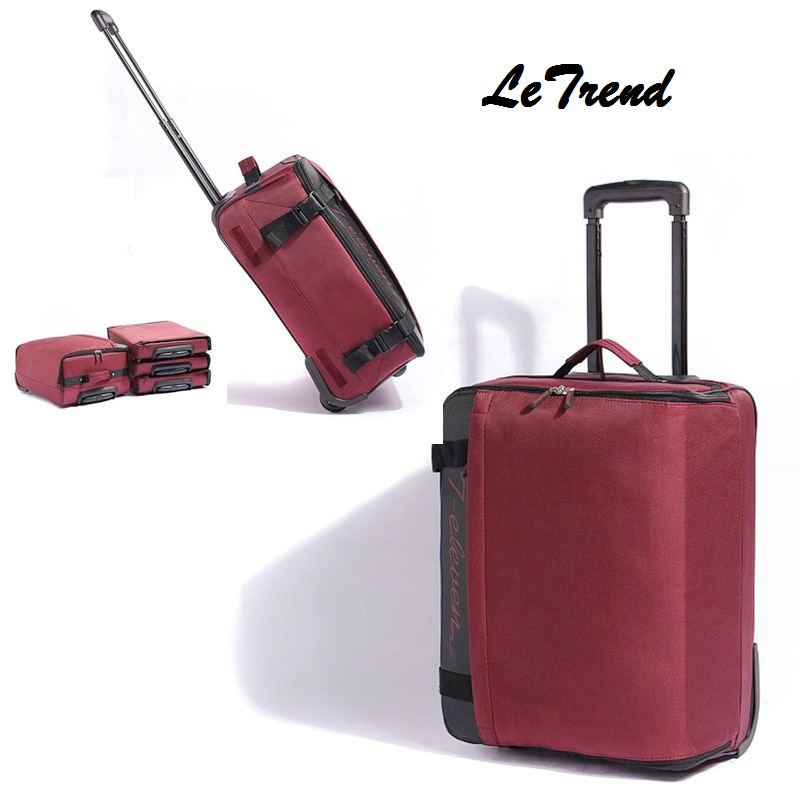 Letrend Rolling Luggage Men Travel Bag Transform Women Suitcases Wheel Trolley 20 inch Business Carry On Password Trunk oxford spinner rolling luggage set 20 inch travel bag carry on luggage women password trunk men suitcases wheel trolley