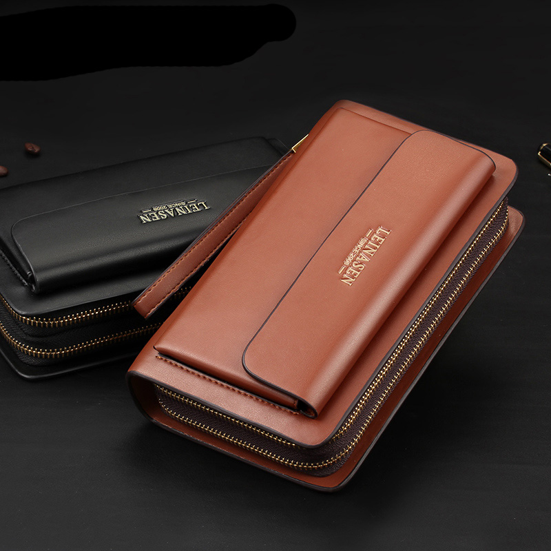 New Business wallet Coin Pocket purse long leather portfolio Large capacity fashion wallets Card Holder Clutch Passport purses водонагреватель накопительный ballu bwh s 50 rodon