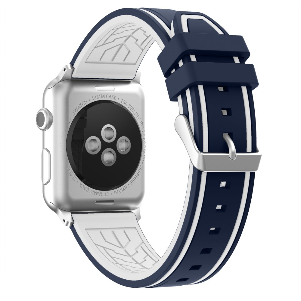 И хотя по дизайну apple watch series 2 практически ничем не отличаются от предыдущего поколения, разница заключается в операционных системах -новинка функционирует на watchos 3.