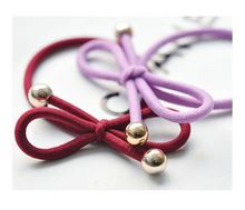 Rubber band  2016 Fashion  Women Elastic Hair Bands High Quality Elastic Hair Bands hair accessorie Hair ropes