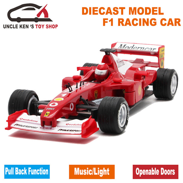aliexpress : buy 1:28 collectible diecast formula 1 model cars