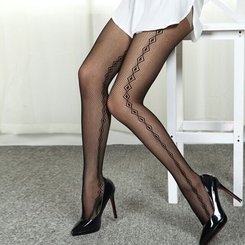 2016 Fashion Women Sexy Tights New Hot High Elastic Long Stockings Female Stylish Ultr Thin Slim Pantyhose Free Size 627