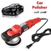 Polisher Car Buffer 160mm Sander Electric Tools kit Variable Speed 1200W 220V Car Polisher Polishing Waxing Buffing Woolen