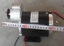 600 w 48 v motor de engranajes, triciclo eléctrico del motor del cepillo, engranaje de la CC motor de cepillado, motor de la bicicleta eléctrica, MY1020Z