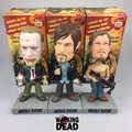 FUNKO The Walking Dead Daryl Dixon / Walker Merle Bobble Head PVC Action Figure Collectible Model Toy For Children Gifts