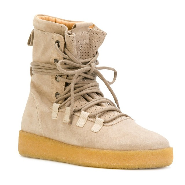 349a0822d Nice AEMBOTION Street Style Boots Justin Bieber Motorcycle Boots Shoes Top  Quality Kanye Weat Boots Men Casual Genuine Leather