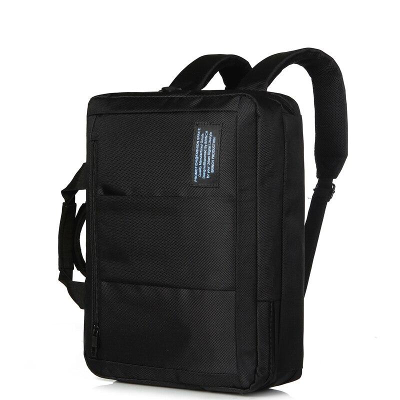купить BRINCH 15.6 Inch Nylon Business Laptop Messenger Bag Briefcase Backpack Knapsack For Up to 15.6 Inch Macbook / Laptop / Notebook по цене 2022.25 рублей