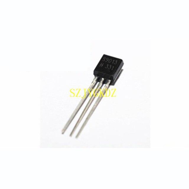 100PCS 2SC9013 C9013 Op Amplifier Transistor TO-92 NEW