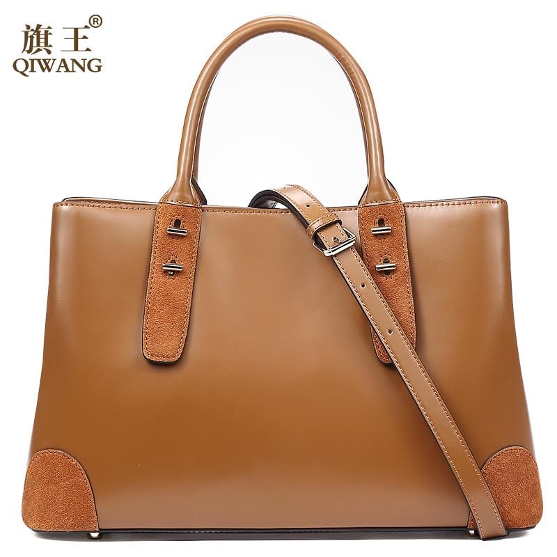 Classic Women Bag Brand Designer Luxury Women Bag Brown NAPA HandBags 100% Genuine Leather Elegant Bag Female цена
