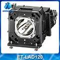 2 pçs/lote original et-lad120 et-lad120c et-lad120wc com habitação para panasonic pt-dz870 pt-dw830 pt-dx100 pt-fdz97c pt-fdw93c