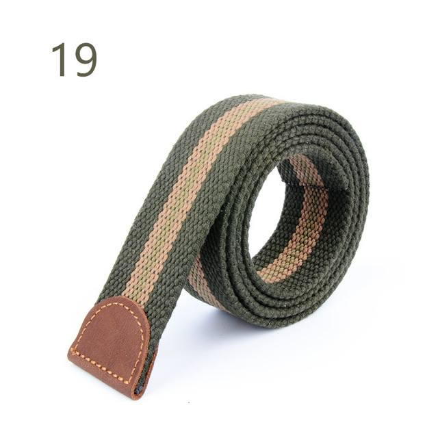 2017Women's automatic   belt     belt  , women brown   belt   canvas leather   belt