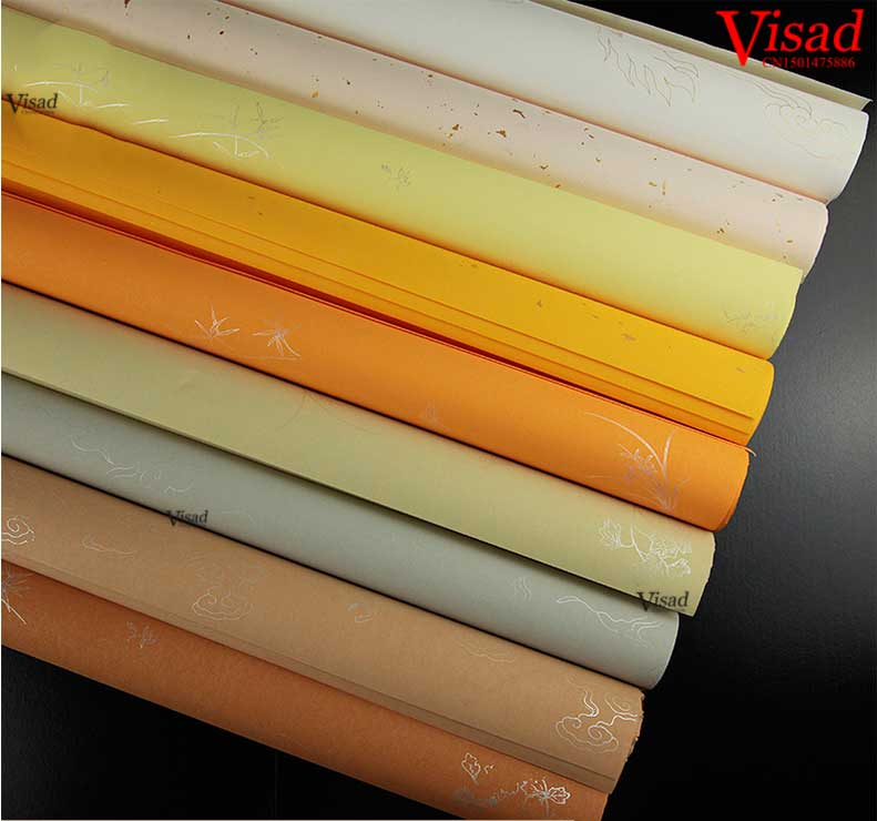 chinese rice paper painting supplies xuan paper for artist painting paper calligraphy drawing art paper 45cm 10m water color painting paper a2 watercolor paper for acrylic paint painting drawing art set rice paper roll
