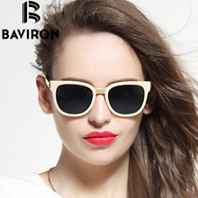 BAVIRON Women Retro Sunglasses Classic Lunette Glasses Cable Eye Piece Fashion Sun Glasses for Women Super Discount Eyewear 1441