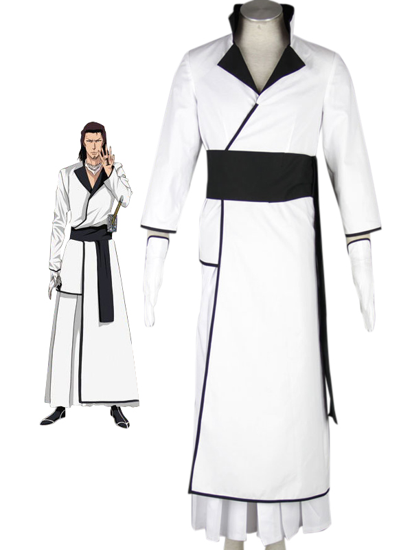 BLEACH Coyote Starrk Cosplay Costumes BLEACH kimono anime Cosplay Halloween party uniform Tailored clothing for men and women