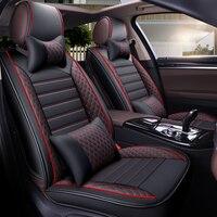 Сиденья автомобиля кресло кожаный чехол Аксессуары для mercedes c class w202 w203 w204 w205 e класса w210 w211 w212 w213