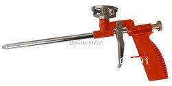 CE zertifiziert Hand PU Foam Gun Wirtschaft Foam Gun Spray Foam Gun Pu-schaum Pistole Beliebt in Europa
