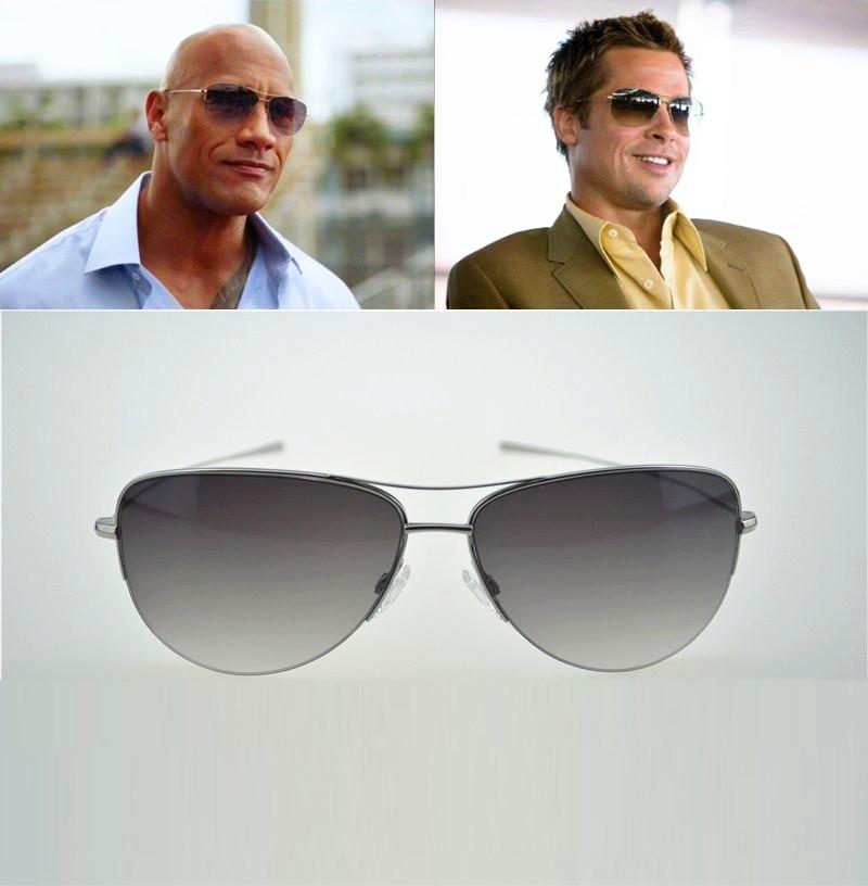 Schever Sunglasses Pure Titanium Pilot s