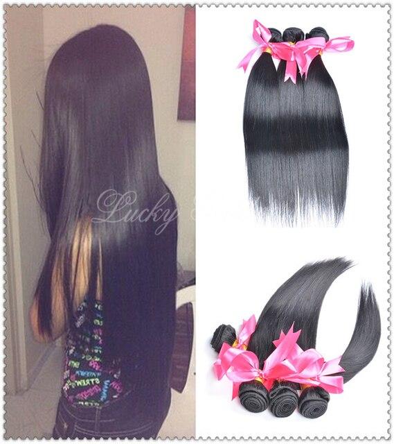 Lina Liu Virgin Peruvian Straight Hair Peruvian Human Hair