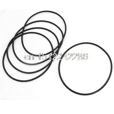 5PCS Black Rubber 140mm x 132mm x 4mm Oil Seal O Rings Gaskets Washers5PCS Black Rubber 140mm x 132mm x 4mm Oil Seal O Rings Gaskets Washers