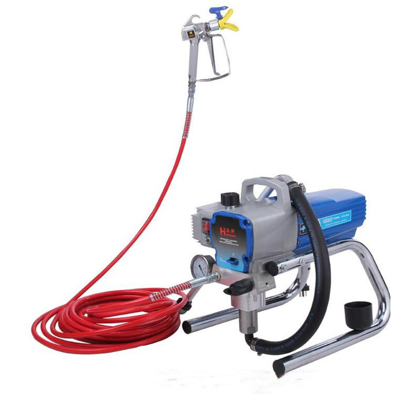 High Pressure Airless Spraying Machine H680 H780 Paint Spraying Machine Airless Paint Sprayer