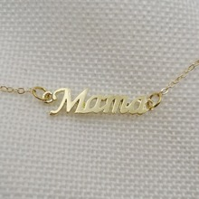 3pcs mom bar necklace