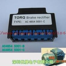 4854 Motoren/AC48545001-C/Ac Gelijkrichter 5001-C