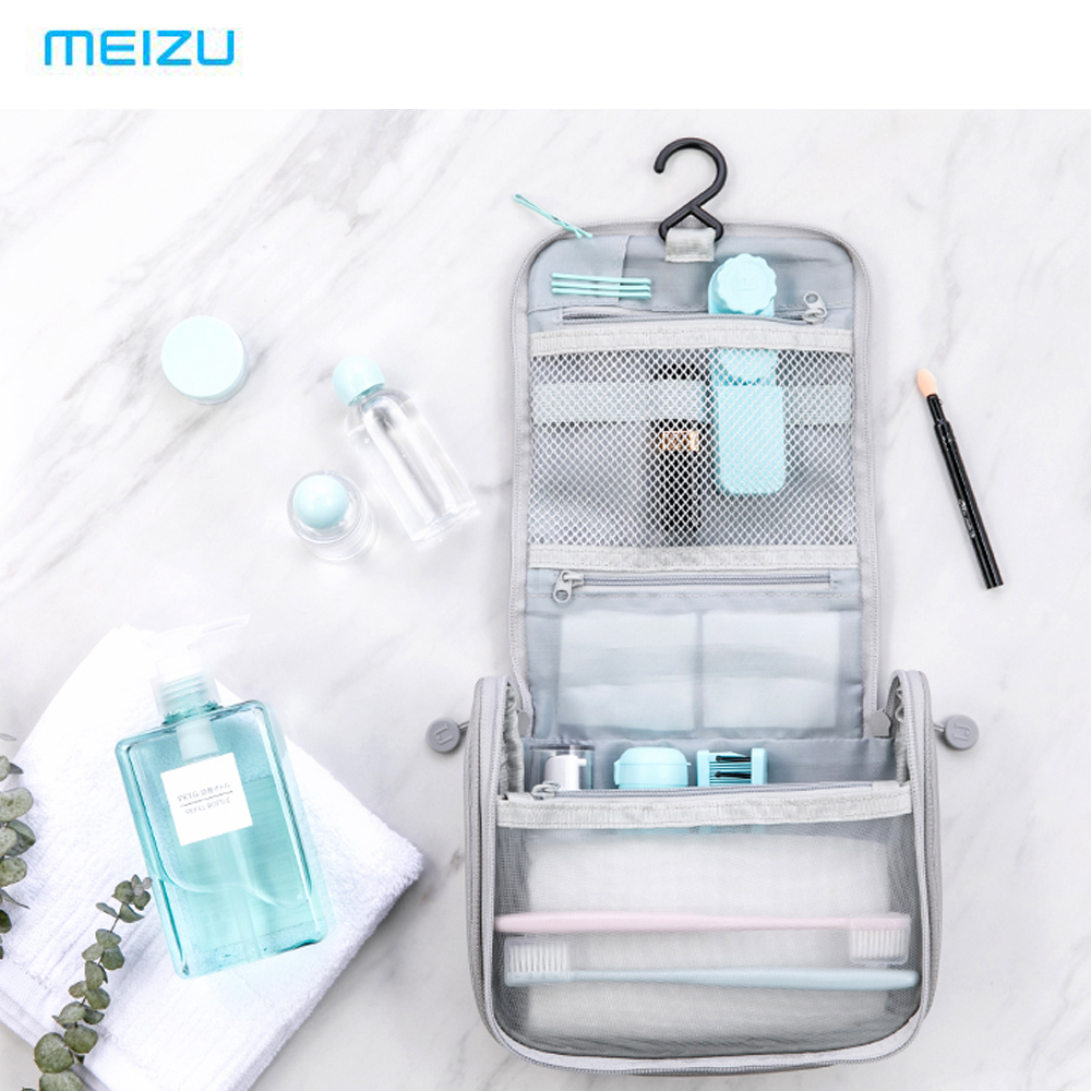 Taschen RüCksichtsvoll Original Meizu Jordan & Judy Waschen Tasche Multi-funktion Tägliche Lagerung Reisetasche Um Jeden Preis