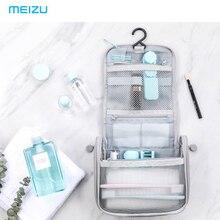 Authentic Meizu JORDAN & JUDY Washing Bag Multi-function Each day Storage Journey Bag