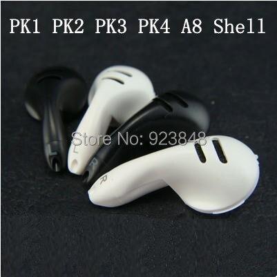 Pk1 pk2 escudo 14.8mm fone de ouvido duplo buraco de som algodão foi postado 3 pares