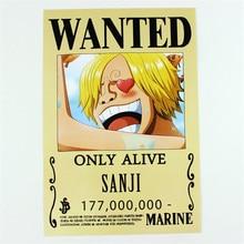One Piece Bounties Posters Set [9pcs] [42x29cm]