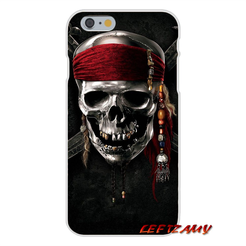 Pirates of the Caribbean Accessories Phone Cases Covers For HTC One M7 M8 A9 M9 E9 Plus U11 Desire 630 530 626 628 816 820