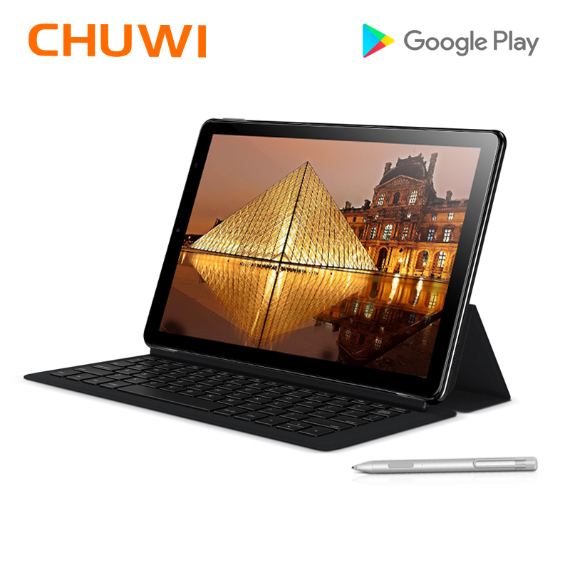 Original CHUWI Hi9 Plus Tablet PC MediaTek Helio X27 Deca Core 2 K pantalla doble 4G 10,8 pulgadas 4 GB de RAM 64 GB ROM Android 8,0 Tablet