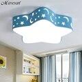 Led luzes de teto para casa iluminação quarto lâmpada luz moderno Cor polarizador luminaria lâmpadas luminária criança lampe deco