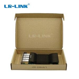 Image 5 - LR LINK 2004PT POE クアッドポート POE + ギガビットイーサネット RJ45 フレームグラバー工業ボード PCI Express ビデオキャプチャカードインテル i350