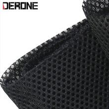 140cm*50cm Speaker Cloth Grille Filter Fabric Mesh Cloth car Speaker Protective Accessories Black