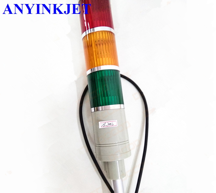 for Domino A alarm lamp DBC7002 for Domino A100 A200 A300 series printer цена