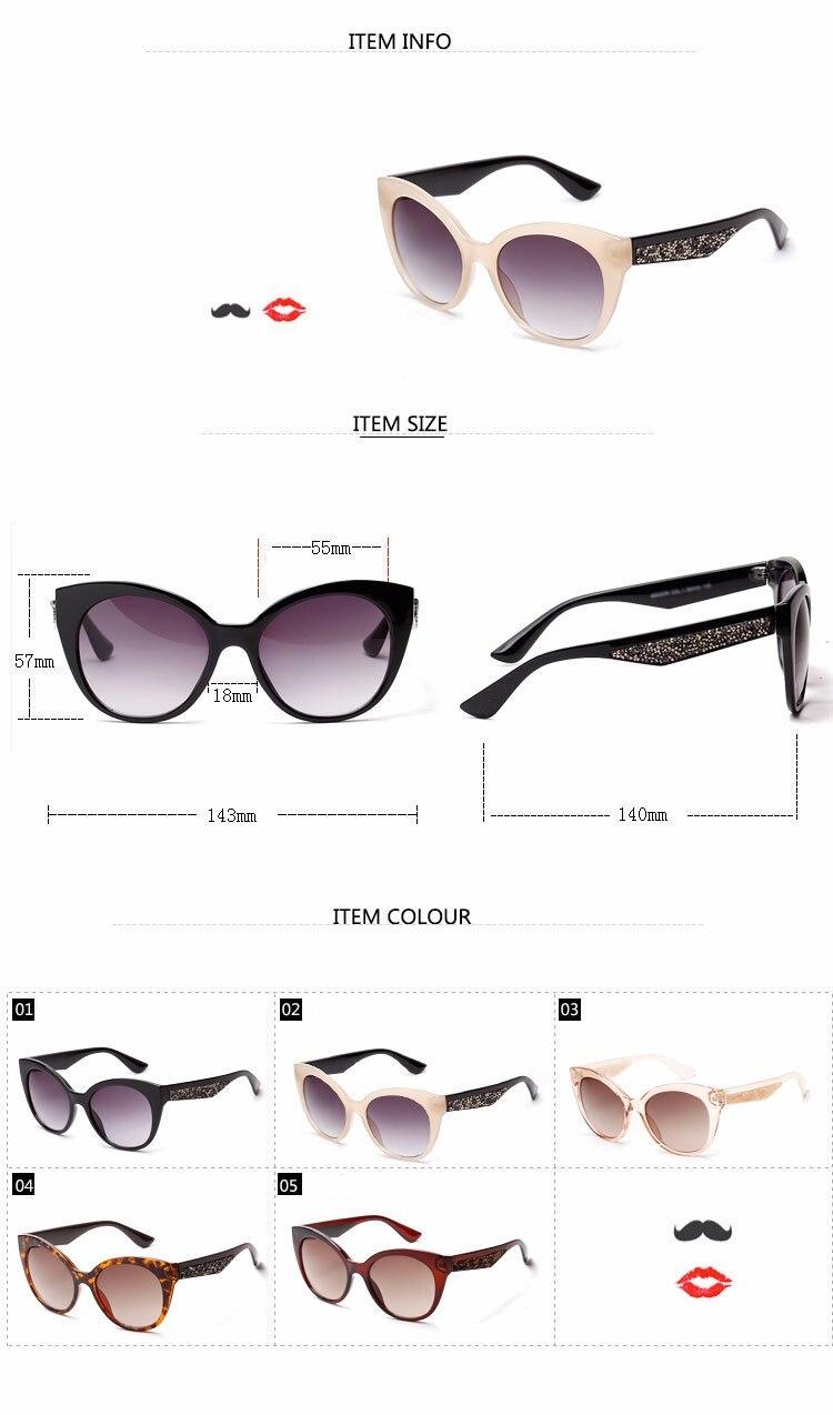 1d09db236 ... نظارات شمسية للمرأة المتضخم حجر الراين Oculos 15072.  aeProduct.getSubject() aeProduct.
