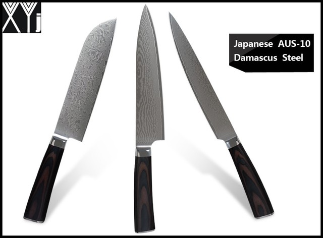 damascus cooking knives japanese aus 10 stainess steel 8 inch chef