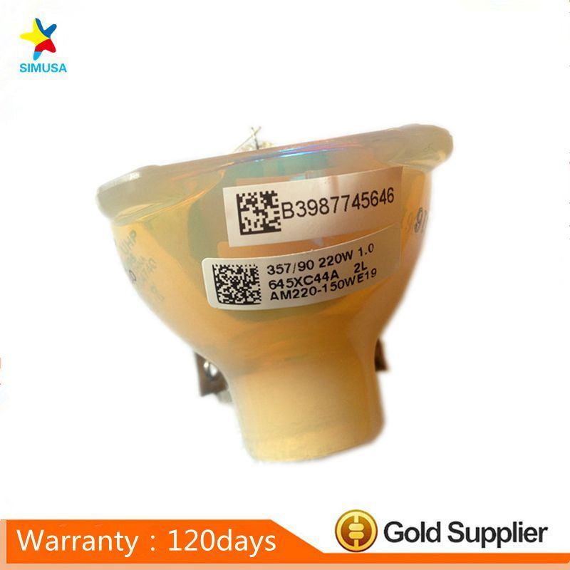 Original bare projector lamp bulb 003-120181-01  for CHRISTIE DS +26,DS +300,DS +305W 003 120183 01 bare lamp for christie lx120 103 006101 01 103 007101 01 projector