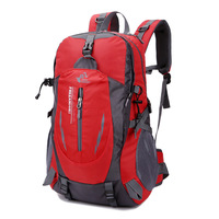 40L Sport Bags Climbing Camping Mountaineering Sports Backpack Outdoor Bag Hiking Ultra Light Backpacks For Women