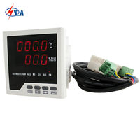 WSK303 96 96mm Temperature And Humidity Controller For Industrial Use