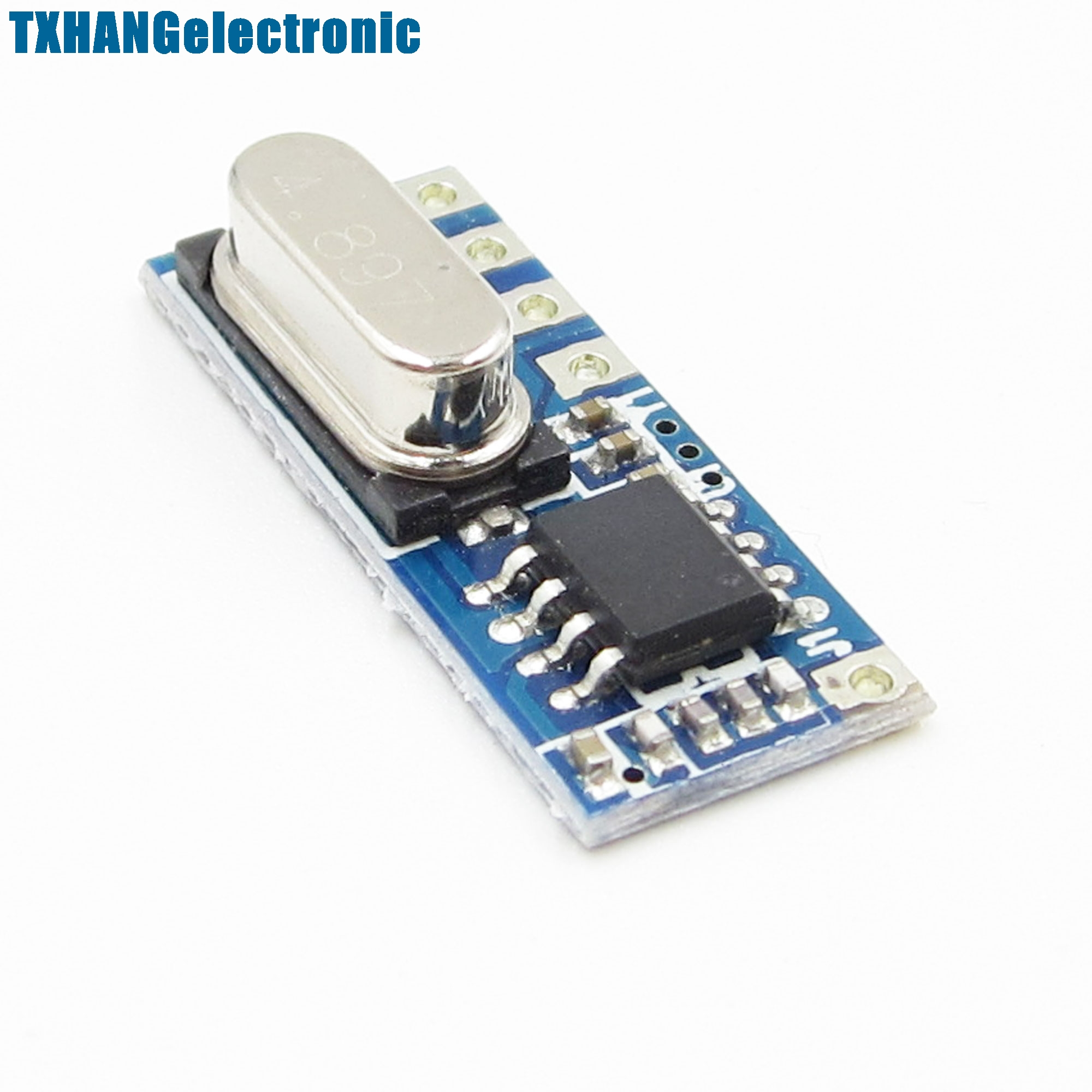 LR35B 315MHz ASK Superheterodyne Wireless Receiver Module 4.5-5.5V 150m 3.5MA
